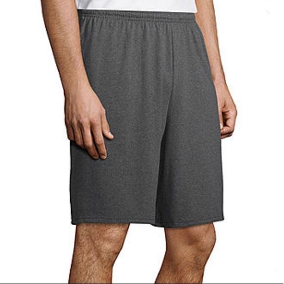 Champion Jersey Mens Workout Shorts XL